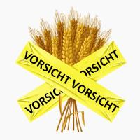 Vorsicht Weizen